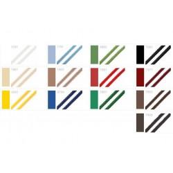 Galon tressé ou soutache 10mm / Nombreux coloris