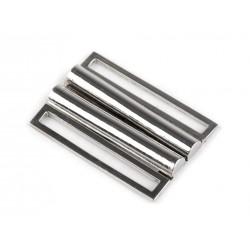 Boucle ceinture métal 50 mm
