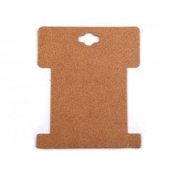 10 cartonnettes a rubans 9x10cm / Support fils ou rubans, cartes de présentation, cartonnettes