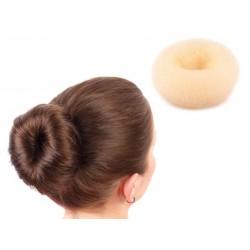 Donut bun mousse pour chignon