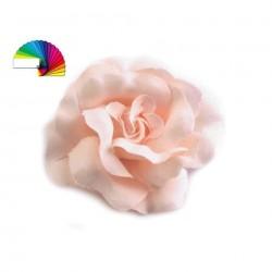 Fleur satin 6 cm