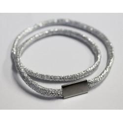 10 connecteurs métal pour lacets, élastiques, cordes, cordons