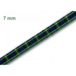 Ruban tartan écossais Gordon / Toutes largeurs / Ruban écossais, ruban à carreaux, ruban plaid