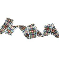 Ruban tartan écossais Dress Stewart / Toutes largeurs / Ruban écossais, ruban à carreaux, ruban plaid