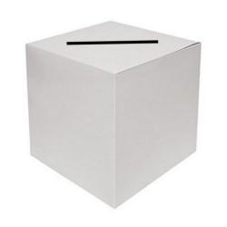 Urne boite tirelire de mariage carton