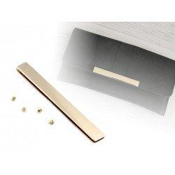 Barrette décorative 8cm pour sac ou porte-monnaie / ornement décoration pour maroquinerie / Création de sac et porte-monnaie