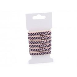 3M galon tissé motif indien 10mm / ruban ethnique, ruban folklorique, ruban tissé, ruban coloré, ruban bracelets, ruban jacquard