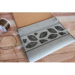 5 aiguilles émoussées 6 cm pour cuir ou tissu épais / aiguilles cuir, aiguilles simili cuir