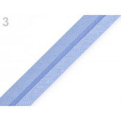 5M Biais coton uni 16mm / Biais plat pré-plié, biais couleur, biais popeline coton, bordure tissu ganse passepoil