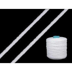 5M Elastique rond 2.5mm / Qualité médicale / fil élastique, cordon stretch arrondi, corde élastique, cordon élastique