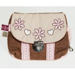 2 Fermoirs de sac forme coeur / or, argent, noir, bronze / mini fermoir de sac, portefeuille, porte monnaie