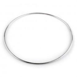 Cercle métal 20 cm pour attrape reves