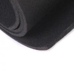 Mousse caoutchouc noire pour fond de sac 33 x 20 cm