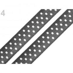 3 M élastique à pois 2 cm
