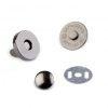 Fermoir magnétique avec rivet 18 mm