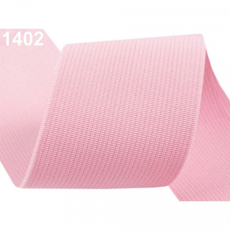 Bande élastique 5 cm - 22 couleurs