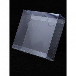 3 boîtes plastique transparent