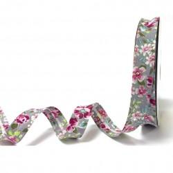 3 M biais fleuri 18 mm