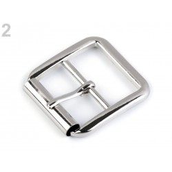 Boucle ceinture 25 mm