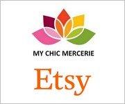 MY CHIC MERCERIE Boutique sur Etsy